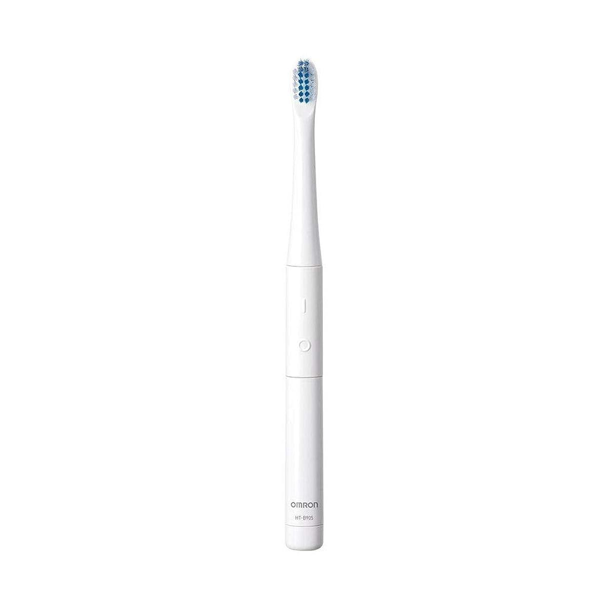池浸す連続したOmron オムロン 音波式電動歯ブラシ HT-B905-W 電動歯ブラシ