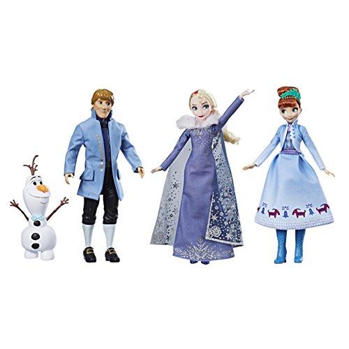 Hasbro Disney Die Eiskönigin C0449EU4 - Olaf taut auf Wahre Freunde, Spielset