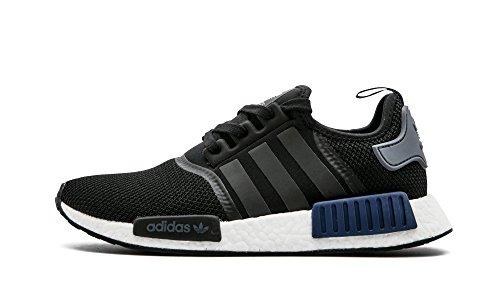 Adidas NMD_R1 'Jd Sports' - S76841, (Negro/CBlue/Negro), 46 EU