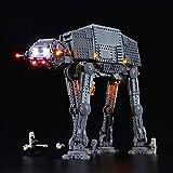BRIKSMAX Kit de iluminación LED para Lego Star Wars AT-AT Walker, complemento de Juego de Luces LED para Lego Set 75288 (no Incluye Modelo Lego)
