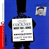 Cockney Music Hall Songs & Recitations