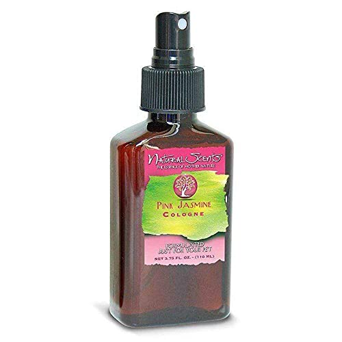 Bio-groom Natural Scents Pink Jasmine Cologne 3.75 oz | for Pets of All Ages