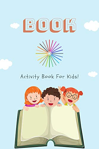 Book | Daily Planner:  Activities Journal for today (Cute Book for Kids, Girls, Boys, School and Students) (English Edition)