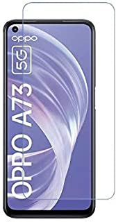 Oppo A73 5G Screen Protector 9H Hardness Anti-Scratch Tempered Glass Screen Protector For Oppo A73 5G