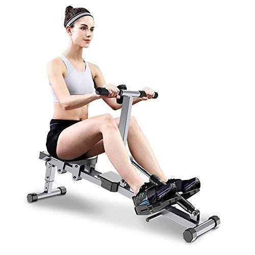 Hexiao Vogatore Indoor Pieghevole Slim Fitness Equipment Addominale Petto e Braccio Attrezzature Fitness Adatto for l'esercizio Fitness xiao1230