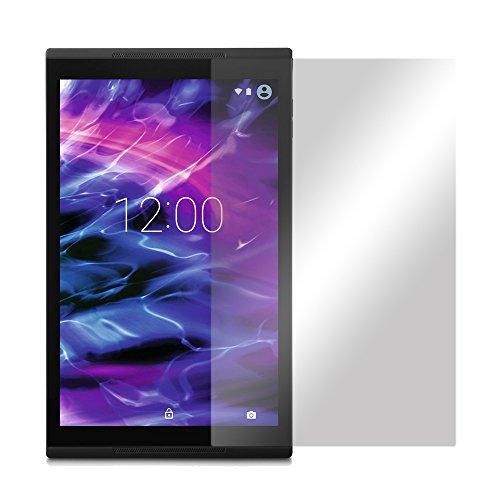 Slabo 2 x Bildschirmschutzfolie für Medion Lifetab X10302 Bildschirmschutz Schutzfolie Folie Crystal Clear KLAR