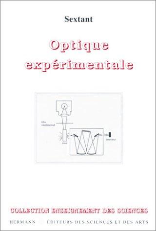 Optique expérimentale