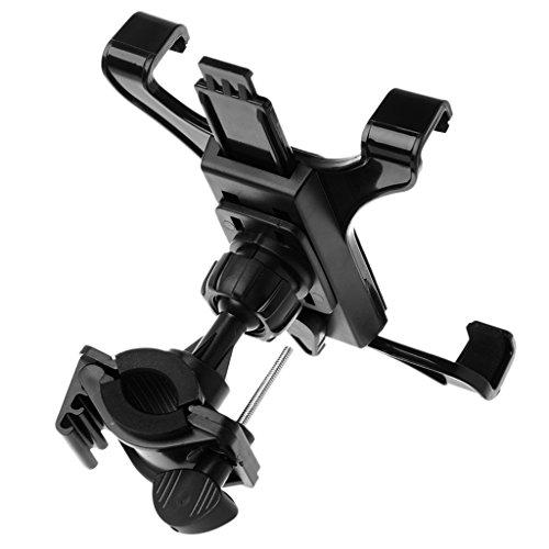 Runrain Soporte universal ajustable para bicicleta de 7 a 11 pulgadas