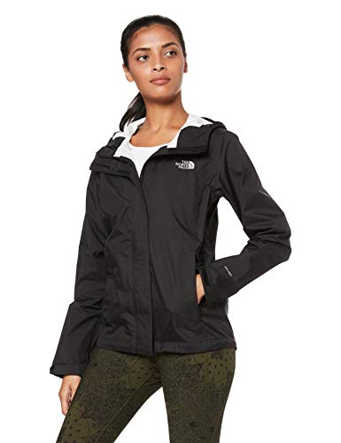 The North Face Women's Venture 2 Jacket - TNF Black - L