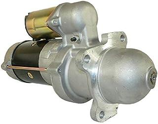 DB Electrical SNK0011 Starter For Agco Allis 9130 9150 Deutz-Allis R40 R42 R50 R52 6265 6275 7085 Deutz-Fahr M3570 M3580 M3610 M3640 Gleaner R40 R50 10465055, 10465315, 1109496, 1113286, 1998380