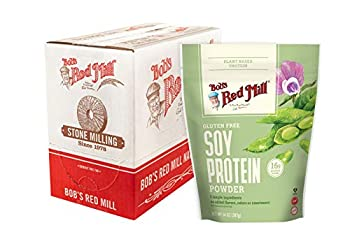Bob s Red Mill Gluten Free Soy Protein Powder 14-ounce  Pack of 4