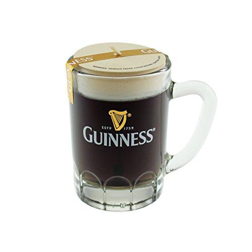 Guinness Mini Bierkrug Kerze