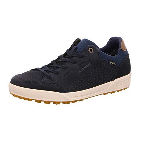 Lowa Herren Sneaker Lisboa GTX® LO 310791/6955 blau 547056