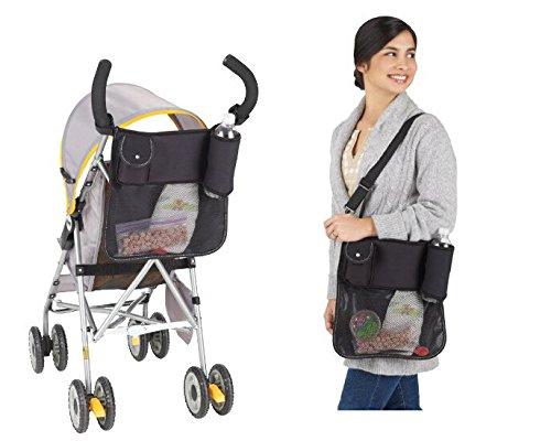 Eximtrade Baby Kinderwagen Spaziergänger Tashche Lagerung Zubehör Windel Tasse Flasche Halterung