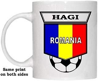 Gheorghe Hagi (Romania) Soccer Mug