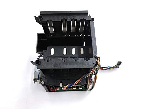 100% Nuevo Nueva estación de Suministro de Tinta ISS CQ532-67007 para trazador HP DesignJet 111