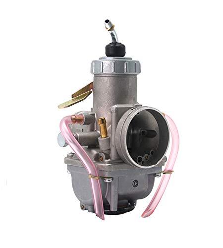 XIWEIG Motocarburetor Carburador/FIT FOR - MIKUNI / VM16 22 22 26 DT125 20 Mm 24 Mm 26 Mm 30 Mm Carb para 110cc A 250cc Dirt Pit Bike ATV, Accesorios De Motocicletas, Inyectores De Combustible
