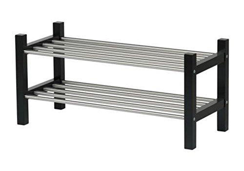 Ikea Tjusig Home Decor Zapatero Negro