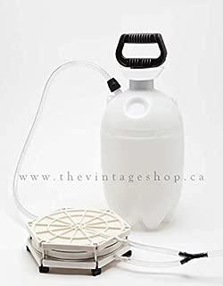 wine pressure filter