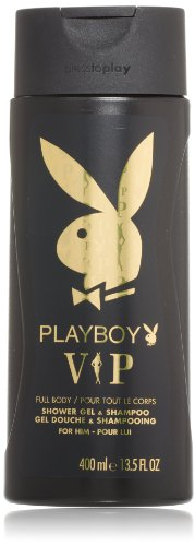 PLAYBOY GEL 400ML VIP