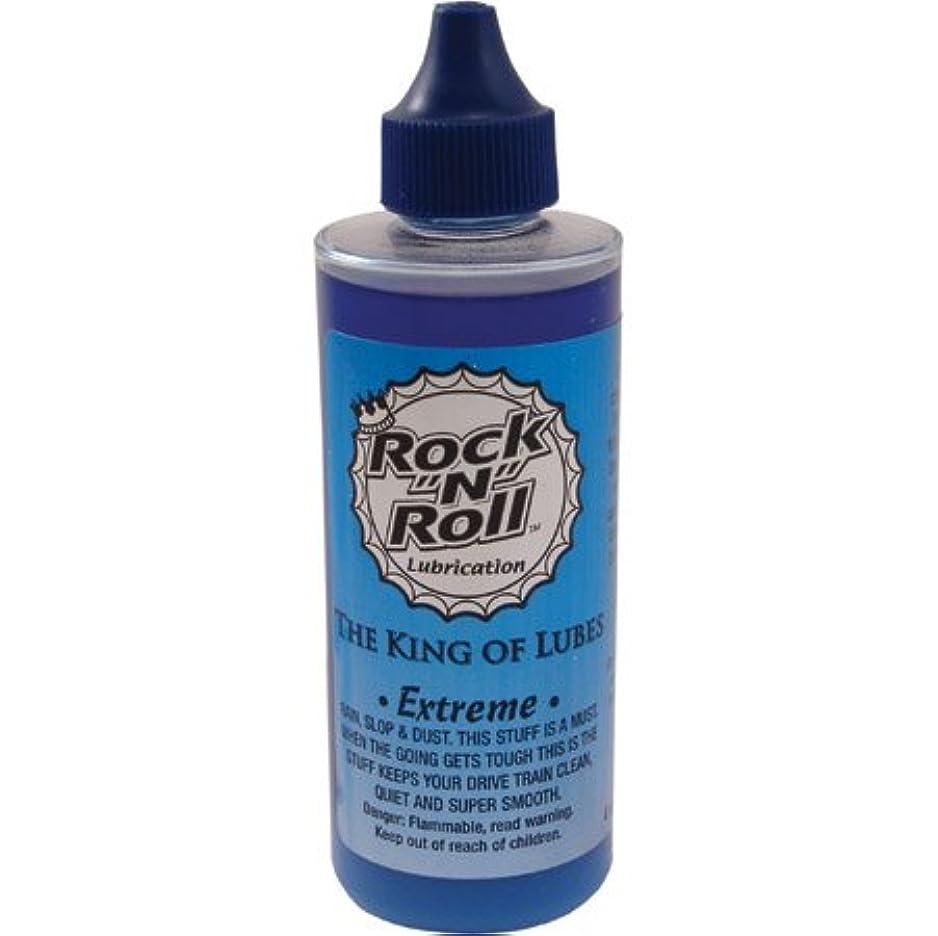 主張クレデンシャル防水Rock' N' Roll Extreme Chain Lube, 4oz. Bottle by Rock N Roll Lubrication
