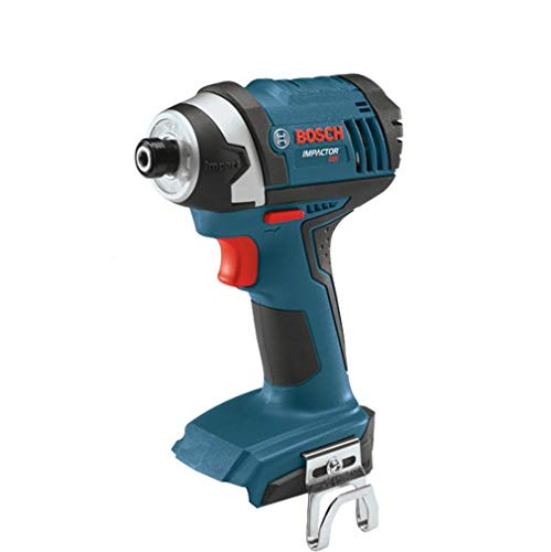 Cheapest Price! BOSCH IDS181-RT 18V 1/4-in Hex Cordless Compact Tough Impact Driver TOOL ONLY (Renew...