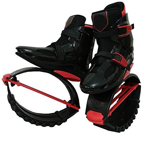 YXHUI Bounce Shoes, Erwachsene Frau Mann Kangoo Jumps Running Boots Anti-Gravity Bouncing Schuhe Jumping Shoes Gewichtsbelastung Range 50-110KG,C-L