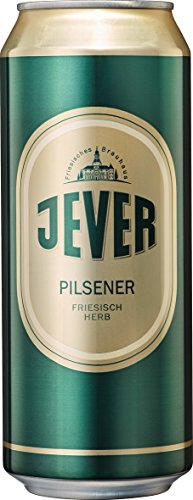 Jever Pilsener EINWEG Dose, (24 x 0,5 l)