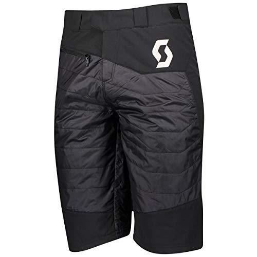 Scott Trail As - Pantaloncini da Ciclismo da Uomo, Nero, S
