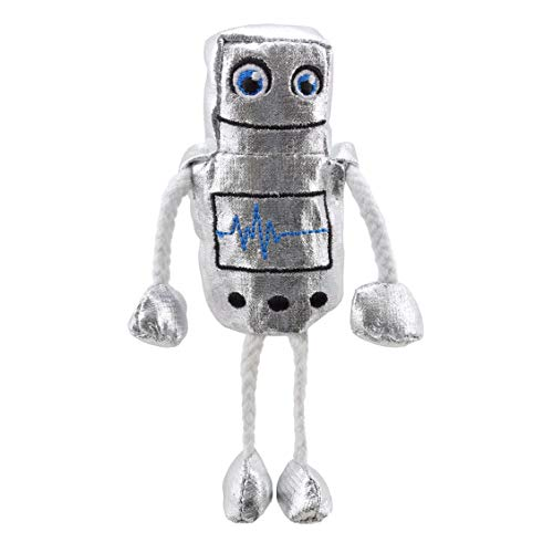 The Puppet Company Roboter Fingerpuppe