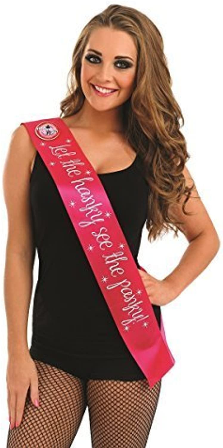 Fun Shack Take Me Out 'Hanky See the Panky' Sash by Fun Shack