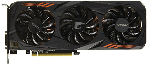 Gigabyte GV-N107TAORUS-8GD GeForce GTX 1070Ti 8G Graphics Cards