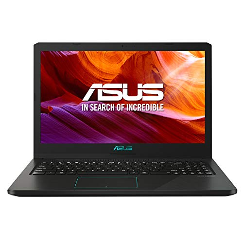 ASUS Laptop D570DD-DM178 - Ordenador portátil de 15.6' FullHD( Ryzen7-3700U, 16GB RAM, 256GB SSD, NVIDIA GTX1050, Sin Sistema Operativo) Negro - Teclado QWERTY Español
