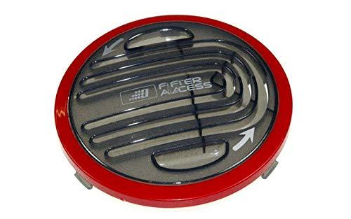 GRILLE FILTRE ROUGE POUR PETIT ELECTROMENAGER CANDY - 48001631