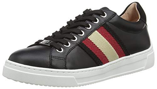 Unisa Damen FAROLA_20_NF Sneaker, Schwarz (Black/ROUG Black/ROUG), 41 EU