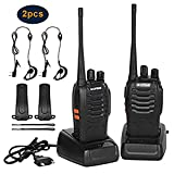 OWSOO Walkie Talkie Profesional Recargable PMR446...