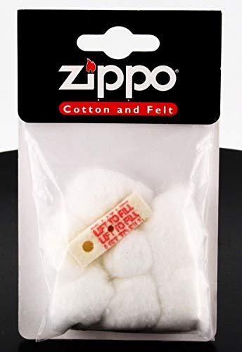 MFH Zippo-Watte und Filz, für Feuerzeuge