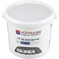 Pasta de montaje neumáticos 5kg | Cera de montaje blanca turismo | Pasta de montaje y desmontaje de ruedas neumaticos