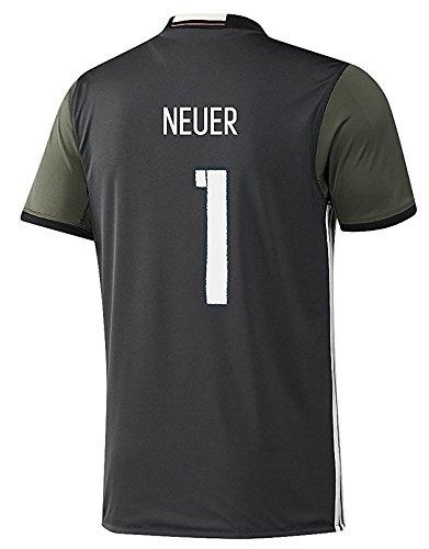 adidas Trikot DFB 2016-2018 Away (Neuer 1, 140)