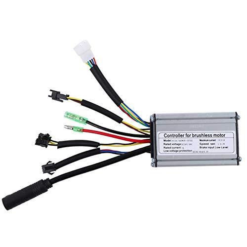 Daytesy Controller-6 Tube 15A Controller para Bicicleta eléctrica Accesorio para Scooter