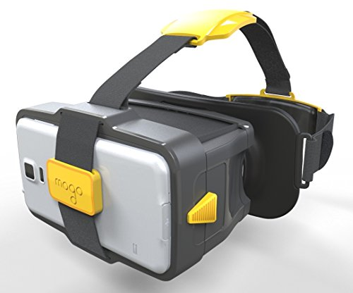 Purchase MOGO Travel Black/Yellow for Netflix, Drones, Low-Vision, Augmented Reality (not VR)