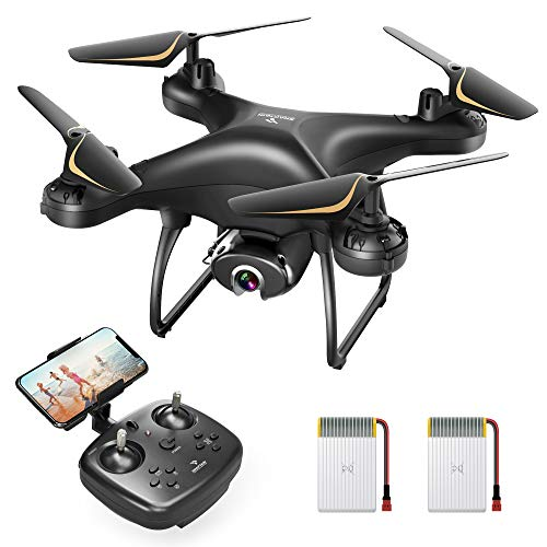 SNAPTAIN SP650 1080P Drone with Camera for Adults 1080P HD Live Video Camera Drone for Beginners...