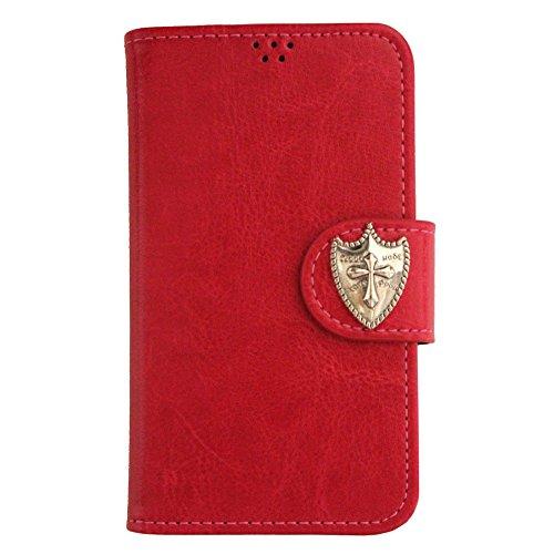 【ROCOCO】XPERIA XZ1 Compact ケース エクスペリア 手帳型ケース SO-02K 手帳型カバー 携帯ケース スマホケース かわいい 収納 カード入れ Diary Case 携帯 シンプル 人気 デザイン 丈夫 icカード入れ 盾 タテ