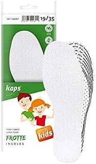 Plantillas de zapato para niños, de la marca Kaps, absorben el sudor y los impactos