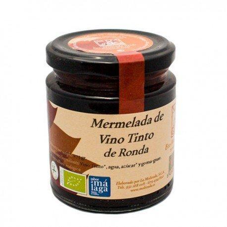 Mermelada de Vino tinto de Ronda La Molina