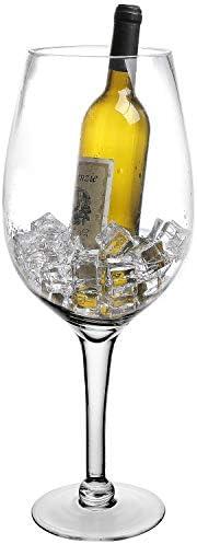 Big champagne glass