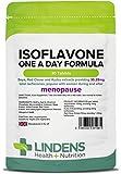 Lindens Isoflavona Una al día Fórmula (Soja Pastillas 30 PACK UK fabricante apto para Veganos y VEGETARIANOS