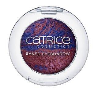 2 x Catrice Cosmetics Matchpoint Baked Eyeshadow gebackener Lidschatten C02 Rockby Farbe: Blau/Rotbraun Inhalt: 0,8g Lidschatten für strahlend schöne Augen.
