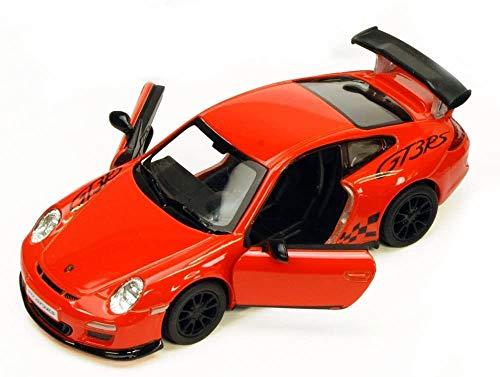Toysmith Porsche 911 GT3 RS Die Cast 1:36 Scale - Orange
