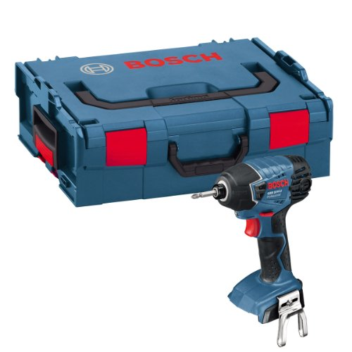 Bosch Professional accu-slagschroevendraaier GDR 18 V-Li Solo 18 V zonder accu en oplader, 06019A130C